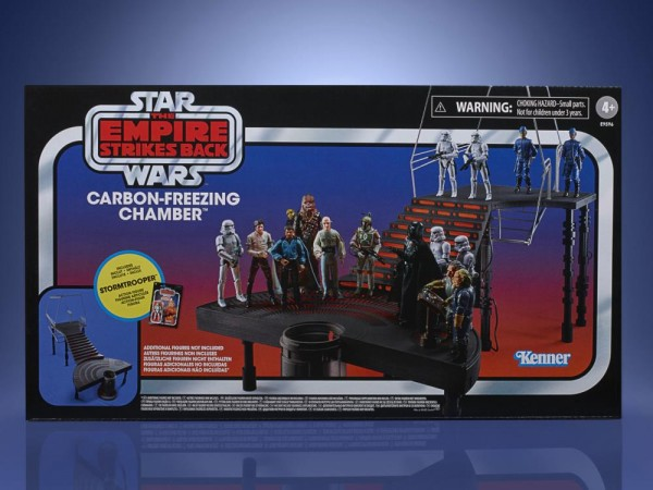 Star Wars Vintage Collection Playset Carbon-Freezing Chamber & Stormtrooper