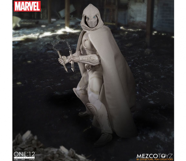 Marvel ´The One:12 Collective´ Actionfigur 1/12 Moon Knight