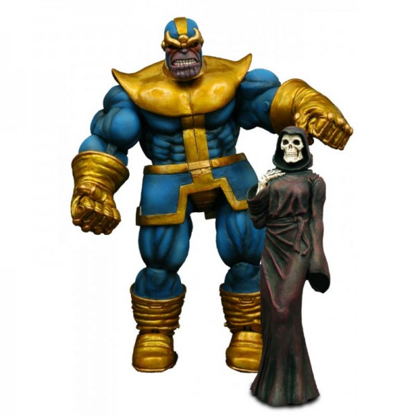 Marvel Select Actionfigur Thanos (B-Artikel)