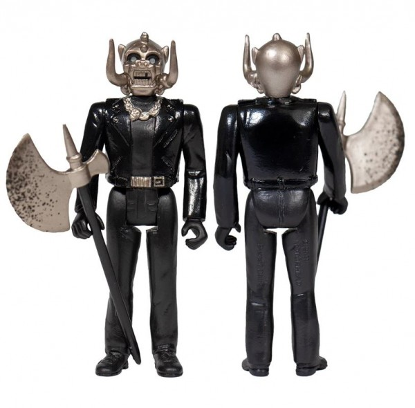 Motorhead ReAction Actionfigur Warpig (Black Series)