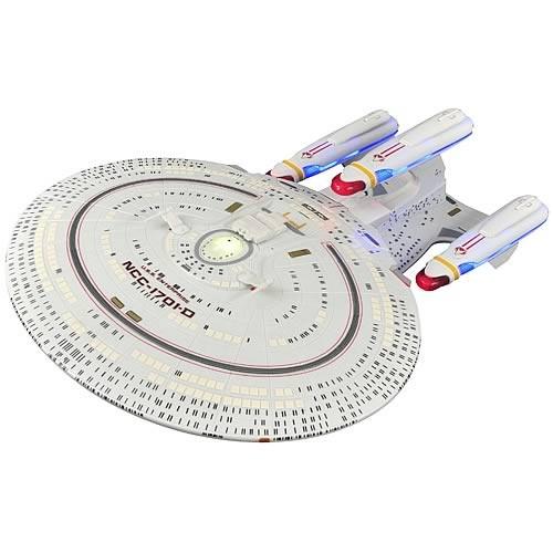 Star Trek All Good Things USS Enterprise-D Ship
