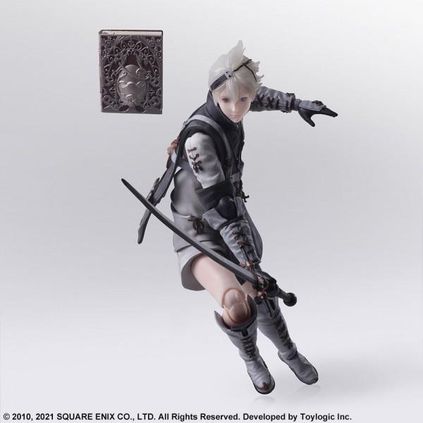 NieR Replicant Ver. 1.22474487139 Bring Arts Actionfigur Young Protagonist