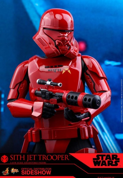 Star Wars Movie Masterpiece Actionfigur 1/6 Sith Jet Trooper