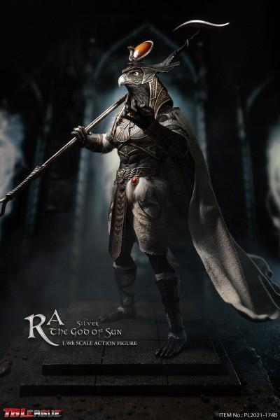 Phicen / TBLeague 1/6 Actionfigur Ra the God of Sun (Silver)