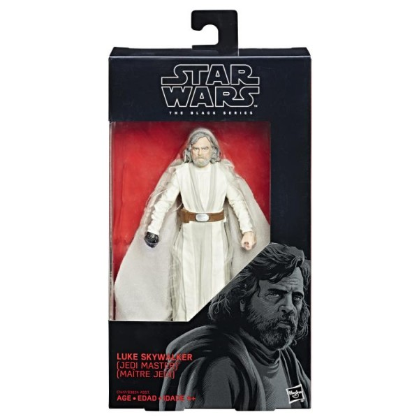 Star Wars Black Series Actionfigur 15 cm Luke Skywalker (Jedi Master) #46