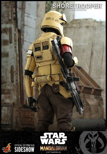 Star Wars The Mandalorian Television Masterpiece Actionfigur 1/6 Shoretrooper