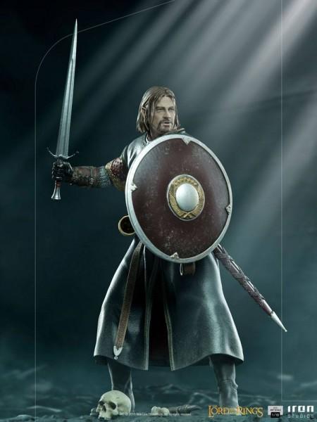 Herr der Ringe BDS Art Scale Statue 1/10 Boromir