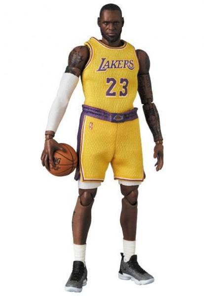 NBA MAF EX Actionfigur LeBron James (LA Lakers)