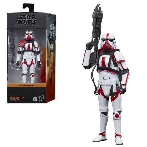 Star Wars Black Series Actionfigur 15 cm Incinerator Trooper (Mandalorian)