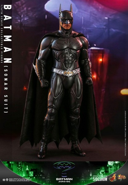 Batman Forever Movie Masterpiece Actionfigur 1/6 Batman (Sonar Suit)