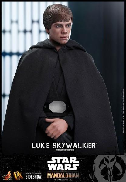 Star Wars The Mandalorian Television Masterpiece Actionfigur 1/6 Luke Skywalker