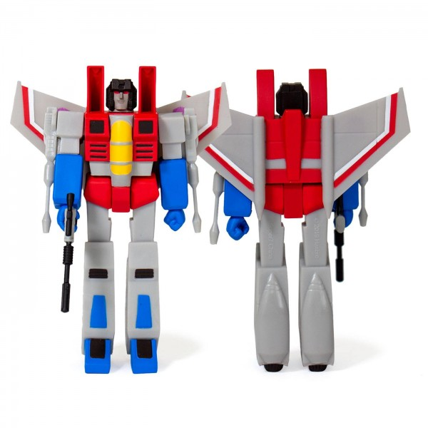 Transformers ReAction Actionfigur Starscream