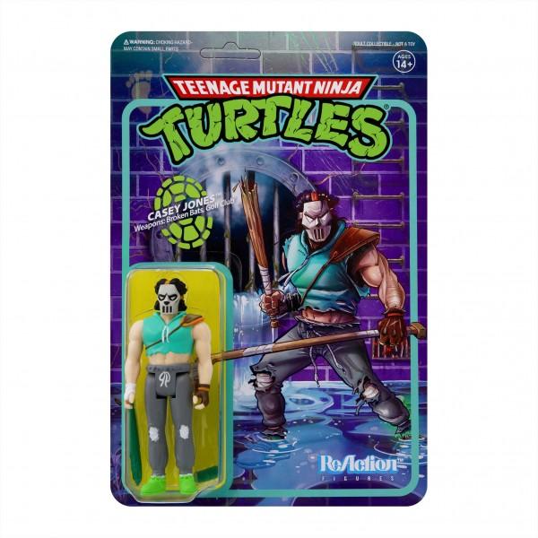 Teenage Mutant Ninja Turtles ReAction Actionfigur Casey Jones