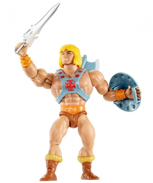 Masters of the Universe Origins 2020 Actionfigur He-Man