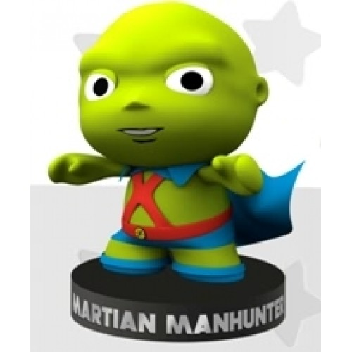 Little Mates Martian Manhunter Figur