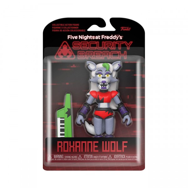 Five Nights at Freddy's Security Breach Actionfigur Roxanne Wolf