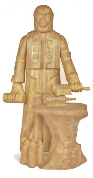 Planet of the Apes ReAction Actionfigur Lawgiver Statue