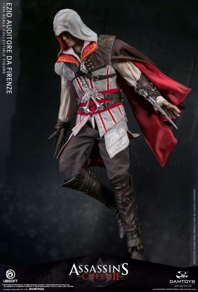 DAMTOYS Assassin's Creed II Actionfigur 1/6 Ezio