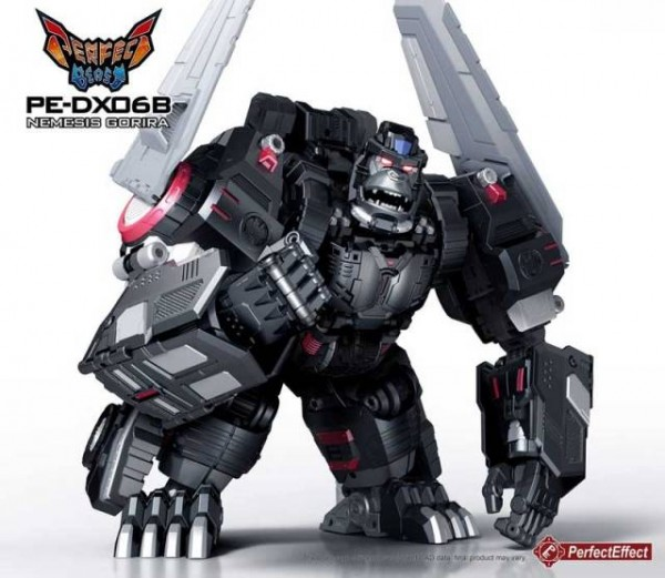 Perfect Effect PE-DX06B Nemesis Gorira