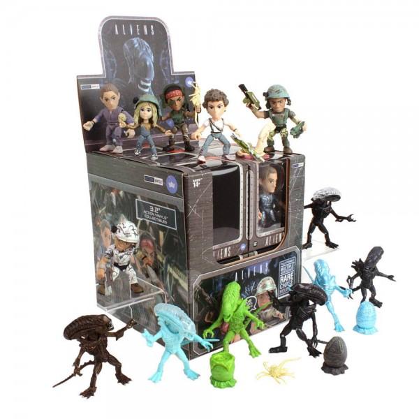 Aliens Action-Vinylfiguren Wave 1 Display-Case (12)