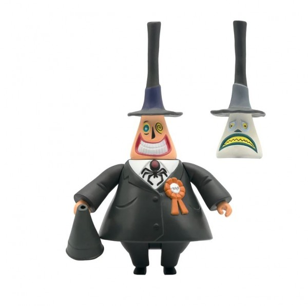 Nightmare before Christmas ReAction Actionfigur Mayor