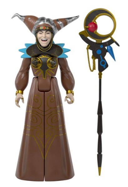Mighty Morphin' Power Rangers ReAction Actionfigur Rita Repulsa