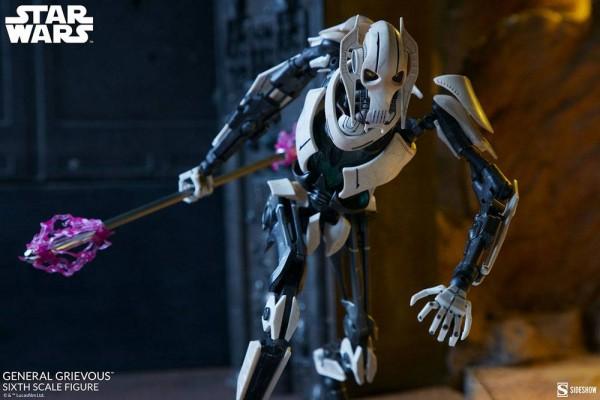 Star Wars Actionfigur 1/6 General Grievous