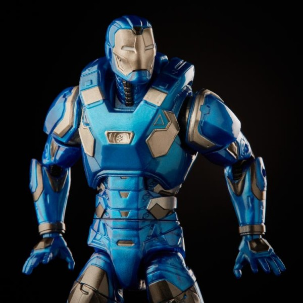 Avengers Gamerverse Marvel Legends Actionfigur Iron Man (Atmosphere Armor)