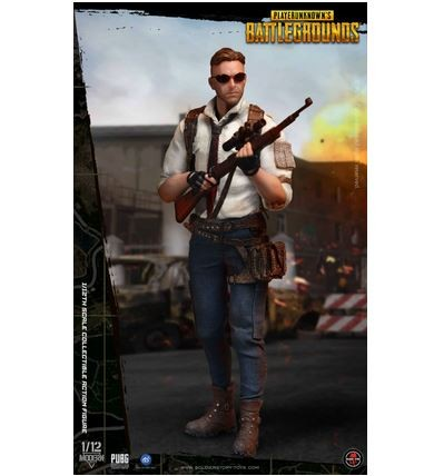 SoldierStory 1/12 Actionfigur PUBG Battlegrounds Collectible