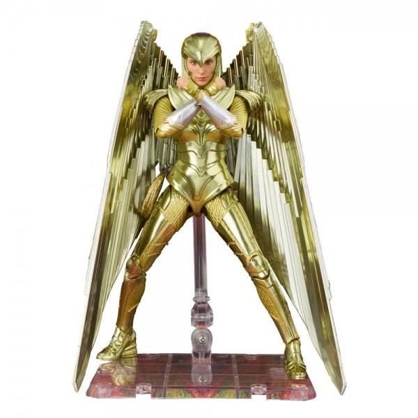 Wonder Woman 1984 S.H. Figuarts Actionfigur Wonder Woman (Golden Armor)