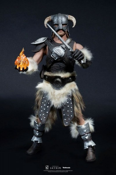 The Elder Scrolls V Skyrim Actionfigur 1/6 Dragonborn (Deluxe Edition)