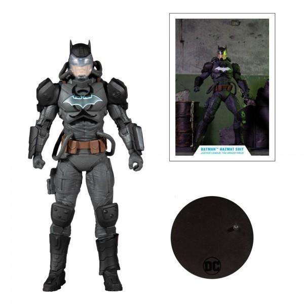 DC Multiverse Actionfigur Batman Hazmat Suit