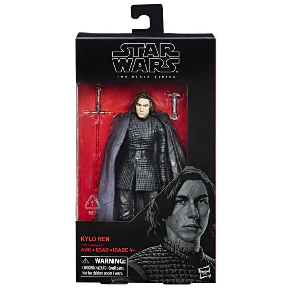 Star Wars Black Series Actionfigur 15 cm Kylo Ren #45