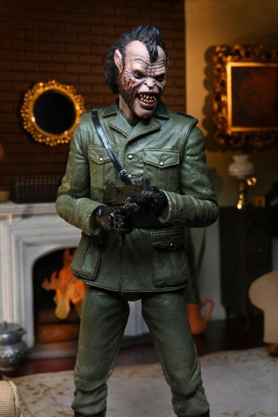 American Werewolf Actionfigur Ultimate Nightmare Demon