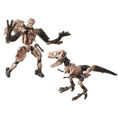 Transformers Generations War For Cybertron KINGDOM Deluxe Paleotrex