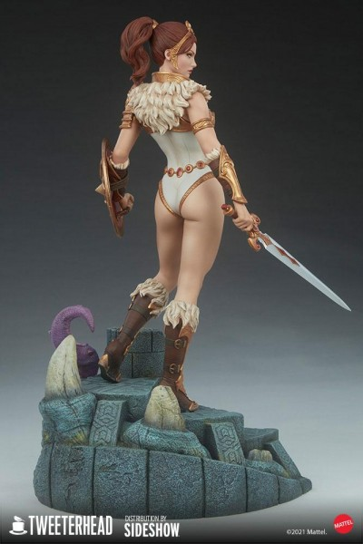 Masters of the Universe Legends Statue 1/5 Teela