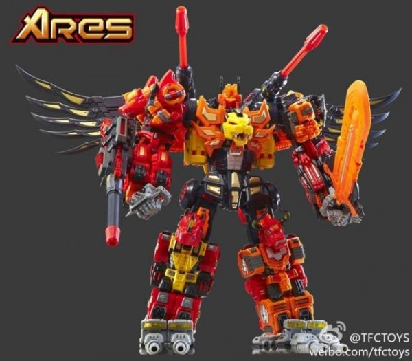 TFC Toys ARES: Aethon