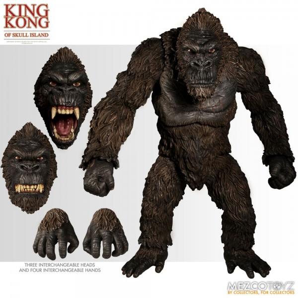 King Kong Actionfigur Ultimate King Kong of Skull Island