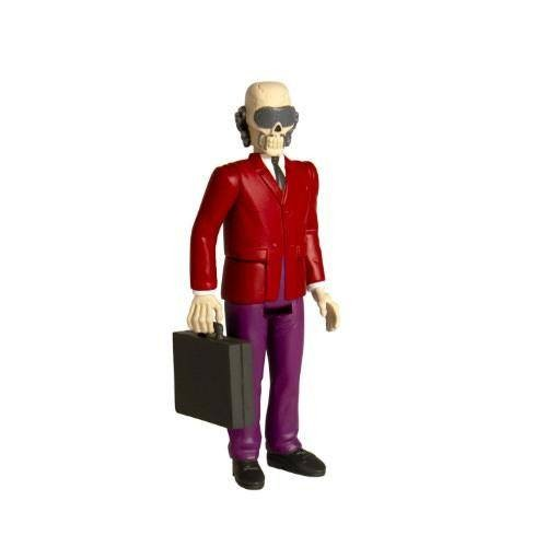 Megadeth ReAction Actionfigur Vic Rattlehead