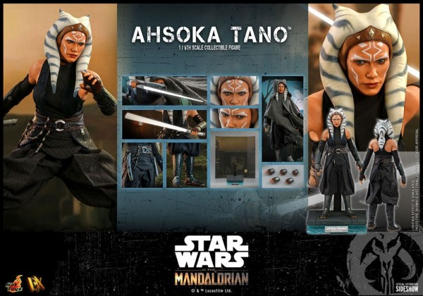 Star Wars The Mandalorian Television Masterpiece Actionfigur 1/6 Ahsoka Tano