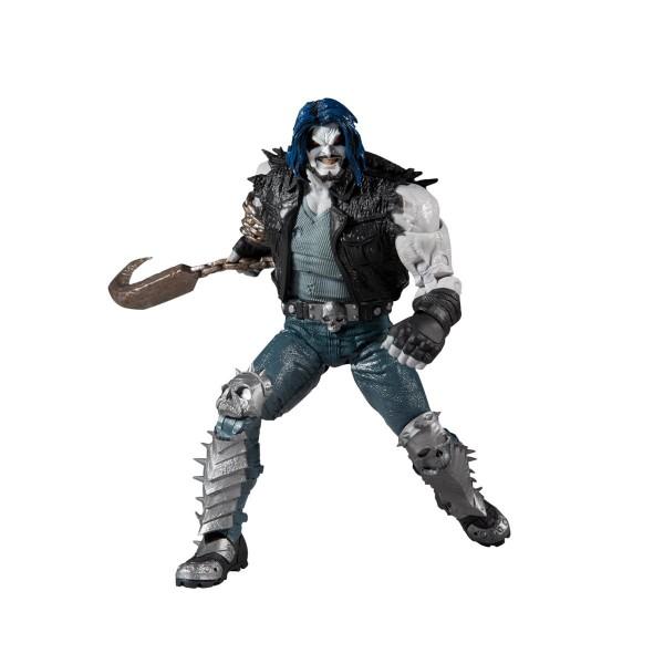 DC Multiverse Actionfigur Lobo (DC Rebirth)