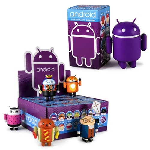 Google Android Collectibles Minifigur Serie 6