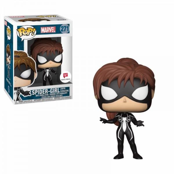 Marvel Funko Pop! Vinylfigur Spider-Girl (Anya Corazon) 271 Exclusive