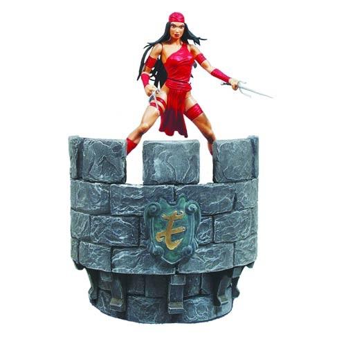 Marvel Select Actionfigur Elektra