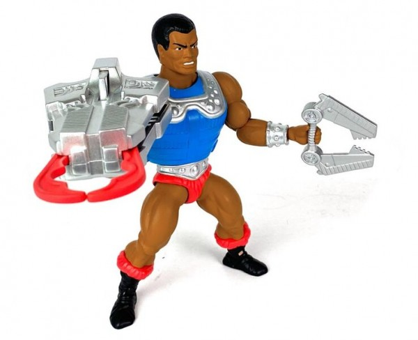Masters of the Universe Origins 2021 Actionfigur Clamp Champ (Deluxe)