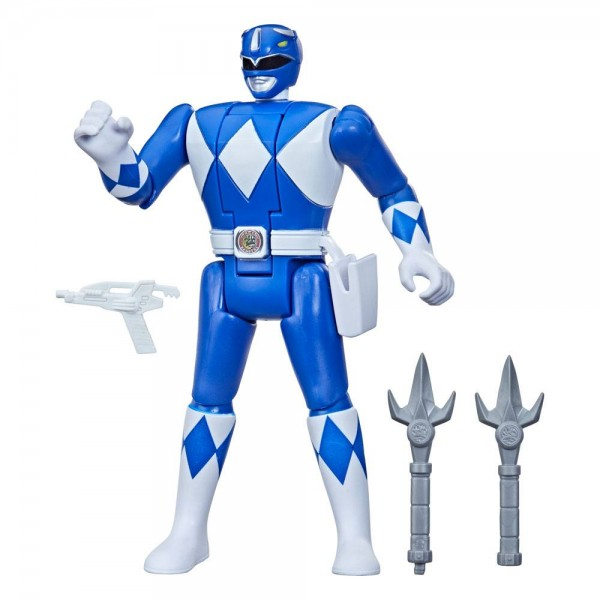 Power Rangers Retro Collection Actionfigur 10 cm Billy