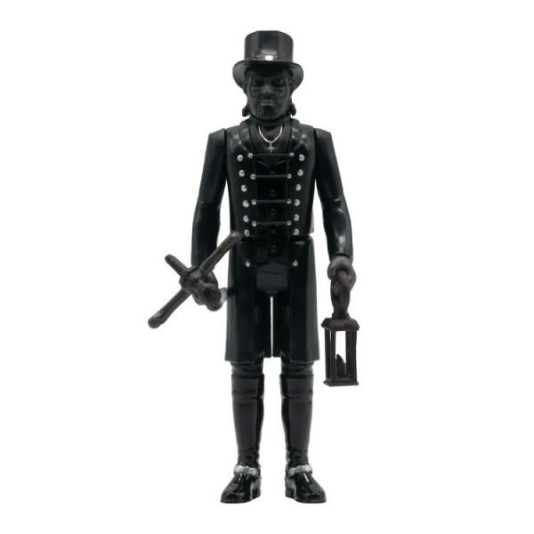 King Diamond ReAction Actionfigur King Diamond (Top Hat, Black Metal)