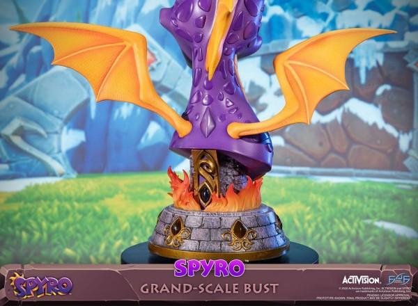 Spyro Reignited Trilogy Grand Scale Büste Spyro