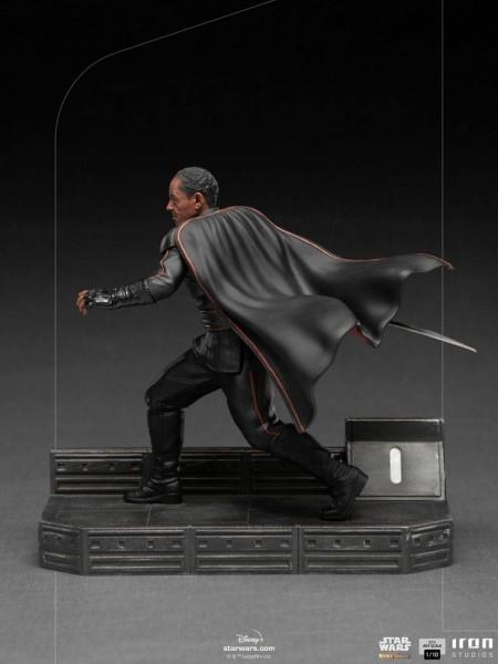 Star Wars The Mandalorian BDS Art Scale Statue 1/10 Moff Gideon