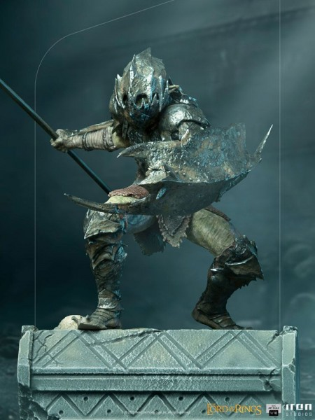 Herr der Ringe BDS Art Scale Statue 1/10 Armored Orc